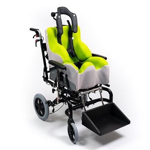 Custom contoured seat