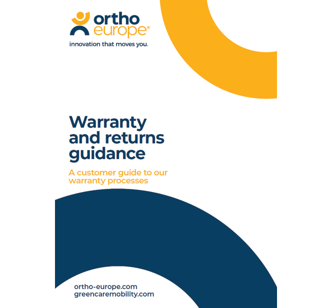 Warranty And Return Guidance